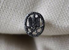 """1/6 scale German WWI Plastic General Assault Badge for 12"""" Action Figures E"""