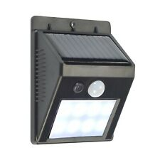 Solar Powered  wall Mount  LED Lights for  Landscape Garden  Fence Outdoor lamps