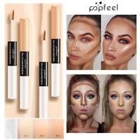 POPFEEL Makeup Sculpt Highlight Concealer Foundation Contour Face Shadow Dual