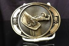 Buckling Bronco Rider [976] Award Design Medals Moveable