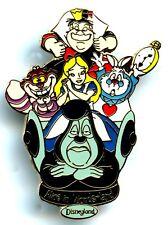 Disneyland - Disneyland Attractions - Alice in Wonderland Pin