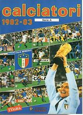 ALBUM CALCIATORI RISTAMPA L'UNITA' ANNO 1982-83