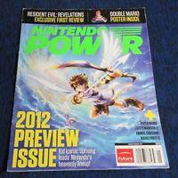2011 Nintendo Power Magazine Vol. #275 January 3DS Kid Icarus NewsStand Variant