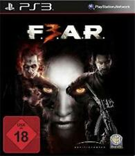 PLAYSTATION 3 FEAR 3 F.E.A.R. Horror Shooter *Neuwertig