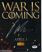 George RR Martin GRRM Game of Thrones Signed Autograph 8x10 Photo PSA DNA COA