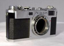 Fotocamere analogiche telemetri manuali