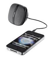 Trust 18038 Rocca - Altavoz portátil para iPhone y smartphone,  Pila Recargable