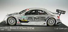 MINICHAMPS - Mercedes-Benz C-Class - DTM 2005 - J. Alesi - in OVP - 1:43