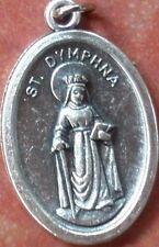 Saint St. Dymphna Medal + Mental Health, Epilepsy + Z