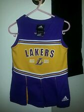 LAKERS!!! CHEERLEADING OUTFIT