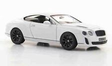 MINICHAMPS Bentley Continental GT, White 1:43**Nice Car**