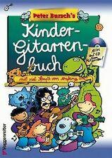 Peter Burschs Kinder-Gitarrenbuch: Mit viel Spaß von Anf... | Buch | Zustand gut