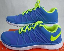 New Mens 11 NIKE Free Trainer 3.0 Photo Blue Shoes $110 630856-402