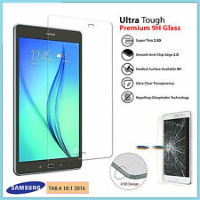 "Genuine Glass LCD Tempered Screen Protector for Galaxy Tab A 10.1"" SM-T580(2016)"