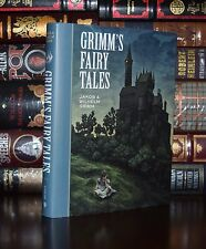 Grimm's Fairy Tales Repunzel Raven & Other Unabridged New Illustrated Hardcover