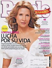 LORENA ROJAS People En Espanol Magazine Abril 2009 April  C-3-3