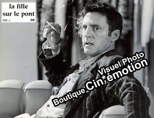 Photo Cinéma 21x27.5cm (1999) LA FILLE SUR LE PONT Vanessa Paradis, Auteuil d