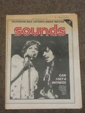 March Sounds Weekly Magazines
