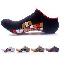 Cool Mens Athletic Socks Low cut Socks Casual Fashion Cotton Socks