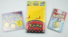 Pokémon Set: Playmat für TCG, Münz-Duell, Schlüsselanhänger Enton OVP