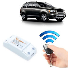 433Mhz WiFi Wireless Smart Switch + RF receiver Remote Controller for Home LAMP