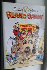 BEANO AND DANDY 60 YEARS FUNSHINE AND LAUGHTER ...A CLASSIC VINTAGE COMIC ANNUAL