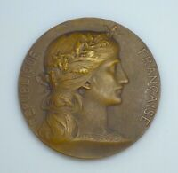 "ND (c.1880-90) France - ""Prix de Tir"" War Ministry Shooting Medal by Dupuis."