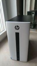 PC Desktop HP Pavilion i7-6700 16GB RAM 120GB SSD 1TB HDD NVIDIA GT 730 AC Wi-Fi
