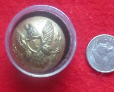 Great Early, Non Dug Infantry Eagle I Civil War Coat Button