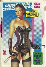 CHISTES PARA COLECCIONISTAS No.-402 from 1994  Mexican Comic Jokes Sexy Girls