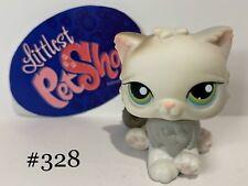 Littlest Pet Shop - Hasbro Lps - Persian Cat #328