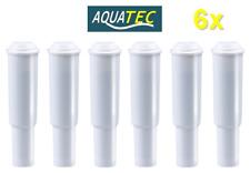 6x Filterpatrone passend für JURA CLARIS WHITE, Kaffeemaschine,