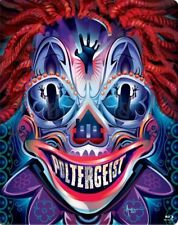 Poltergeist (2015) Limited Edition STEELBOOK (Blu-ray + Digital Copy) Sold Out