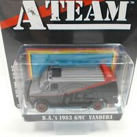 1/64	GMC VANDURA 1983 A TEAM EQUIPO A GREENLIGHT HOLLYWOOD