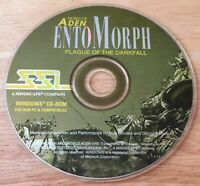 Entomorph: Plague Of The Darkfall (Windows PC, 1995) Disc Only !!FREE SHIPPING!!