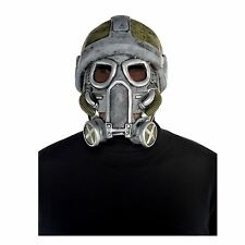 Nuclear Fall Apocalypse Out Gas Mask Halloween Apocalyptic Cosplay Accessory