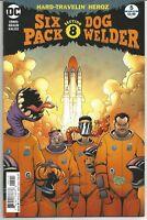 Sixpack and Dogwelder #5 : February 2017 : DC Comics