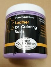 Furniture Clinic Leather Recoloring Balm - Leather Color Restorer for Furnitu.