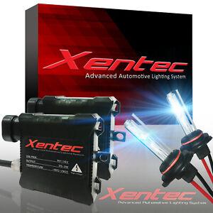 XENTEC XENON LIGHT 35W SLIM HID KIT 10000K Dark Blue H4 H7 H11 H13 9006 5202
