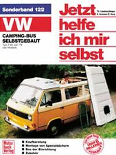 WERKSTATTHANDBUCH WARTUNG JETZT HELFE ICH MIR SELBST 122 VW CAMPINGBUS SELBSTBAU