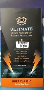 Buff Ultimate Shock Absorption Screen Protector for iPhone iphone 6/7/8 Plus