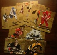 2005-06 Fleer Ultra Gold Medallion 19-Card Lot - ALL DIFFERENT - COMB. SHIPPING