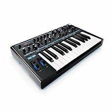 Novation Bass Station 2 Analogue Synth Synthesiser Midi Keyboard