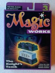 RARE TENYO MAGIC WORKS KNIGHT'S TOMB MINT SEALED T-153 DIABOLICUS