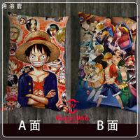 Dakimakura Anime One Piece  Cover Otaku Hug  Pillow Case Bedding 35×55cm #Y24