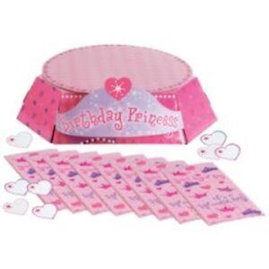 WILTON Princess Cake Stand Kit 1509-1008 PINK treat bag