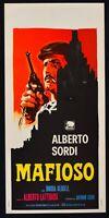 Plakat Mafioso Alberto Tauben Laidlaw Norma Bengell Antonio Reh L157