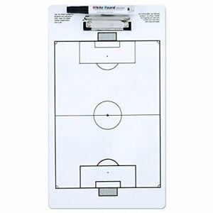 Soccer Erasable White Clipboard
