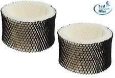2 Pack HWF62 (A) Humidifier Wick Filter for Holmes, Sunbeam, Bionaire, Honeywell