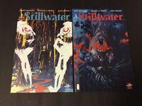 Stillwater by Zdarsky & Perez #2 & #3 Image Comics Cover A